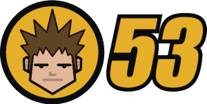 Jersey 53 logotype