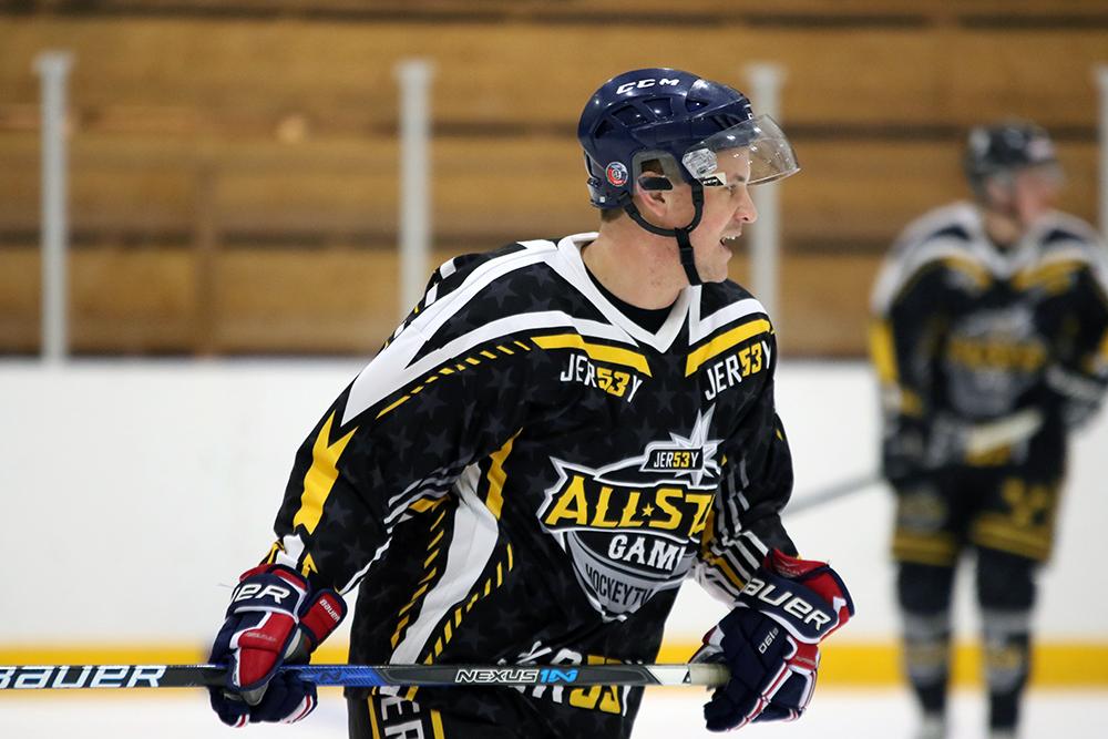 Ishockey jubel i haninge